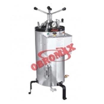 Vertical Autoclave Deluxe