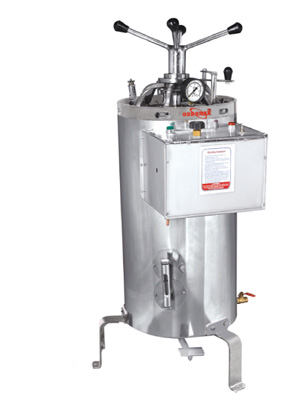 Vertical Autoclave (GMP Model)